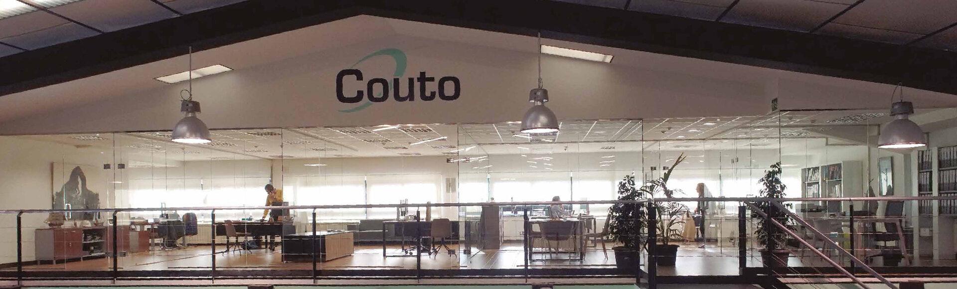 Oficinas de Couto en Gijón
