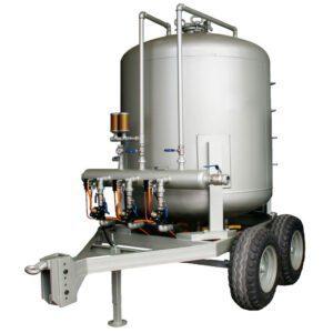 portatiles equipos de chorreado de gran capacidad bulk blaster 1ok