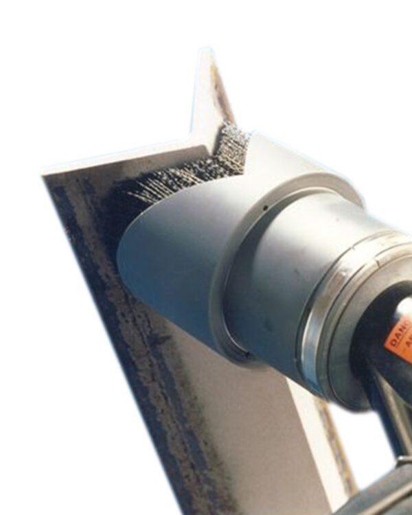 chorreado sin polvo vacuumblast 4OK