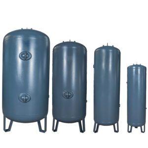 Depósitos acumuladores de aire