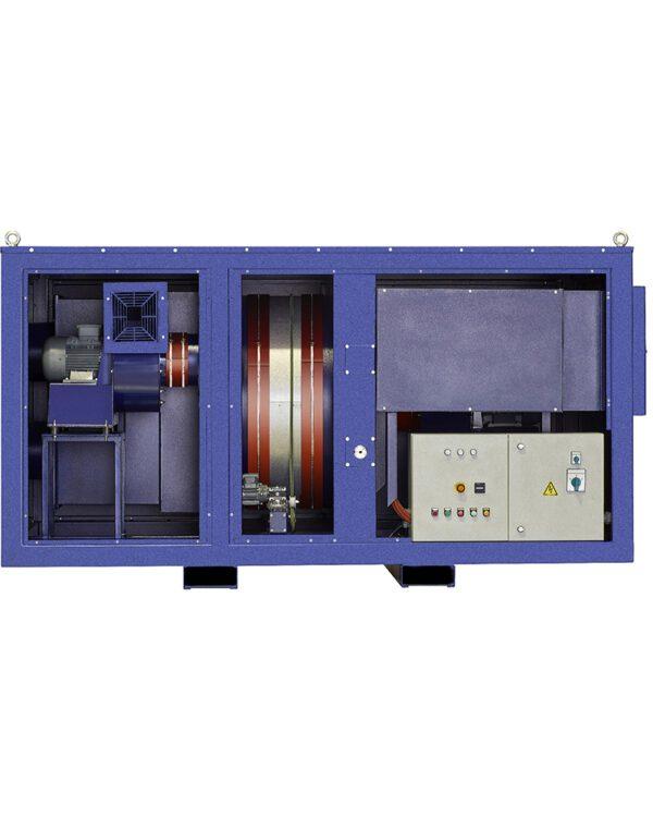 tratamiento del aire deshumidificadores 4OK
